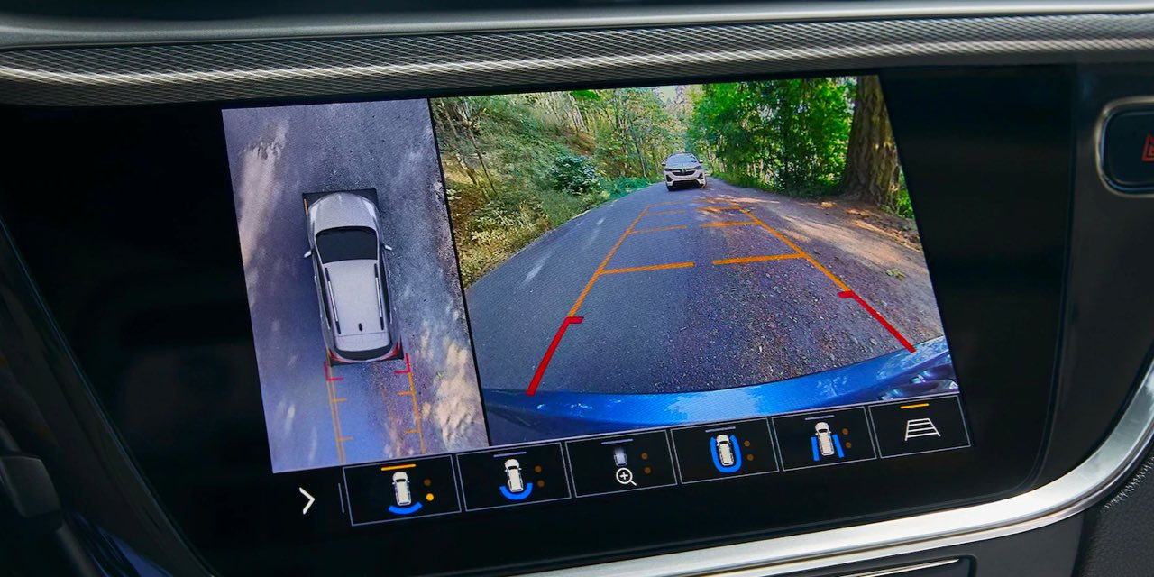 2021 Encore GX Rearview Camera