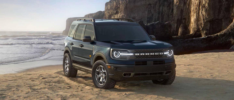 Alto Blue Ford Bronco Sport