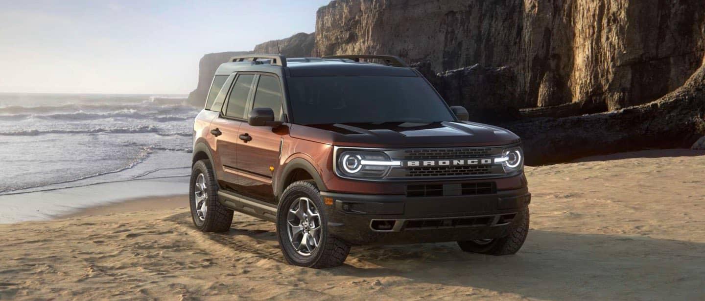 Kodiak Brown Ford Bronco Sport