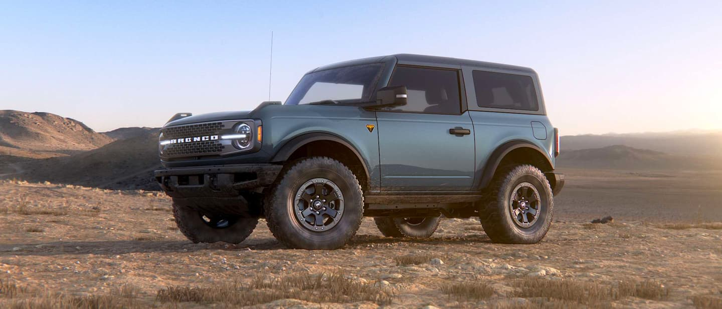 Area 51 Ford Bronco