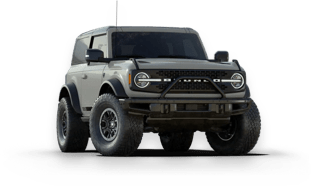Ford Bronco Outer Banks Trim
