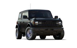 Ford Bronco Base Trim