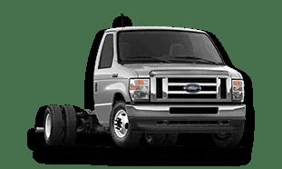 Ford E-350 DRW Cutaway Trim