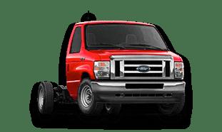 Ford E-350 SRW Cutaway Trim