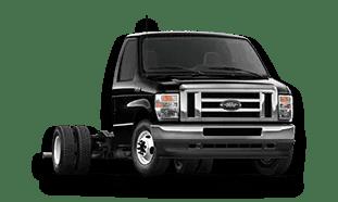 Ford E-450 DRW Cutaway Trim