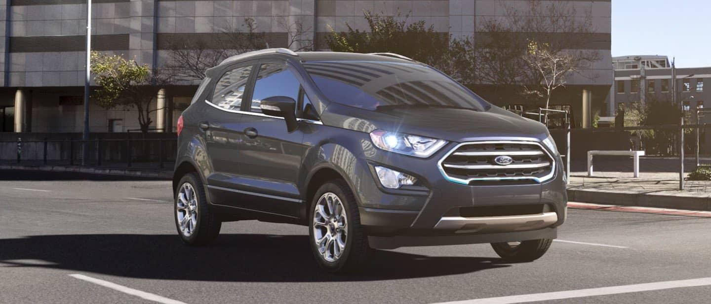 Smoke Ford EcoSport
