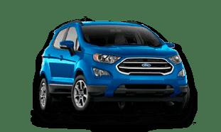 Ford EcoSport SE Trim