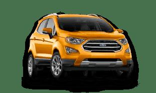 Ford EcoSport Titanium Trim