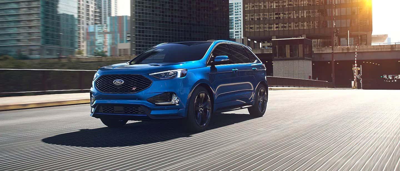 Ford Performance Blue Edge ST