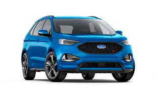 Ford Edge ST Trim