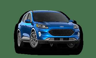Ford Escape SEL Trim