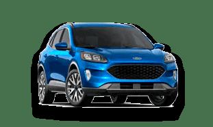 Ford Escape Titanium Trim