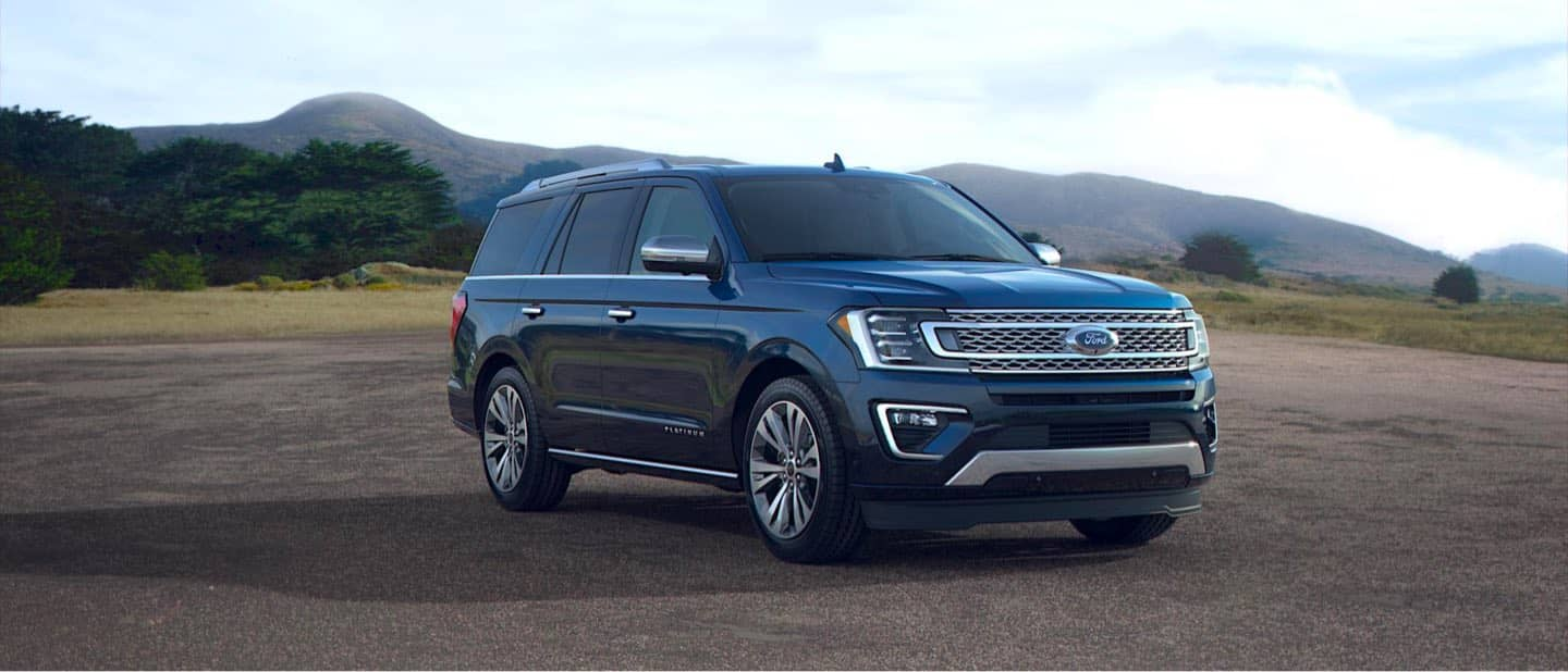 Antimatter Blue Ford Expedition