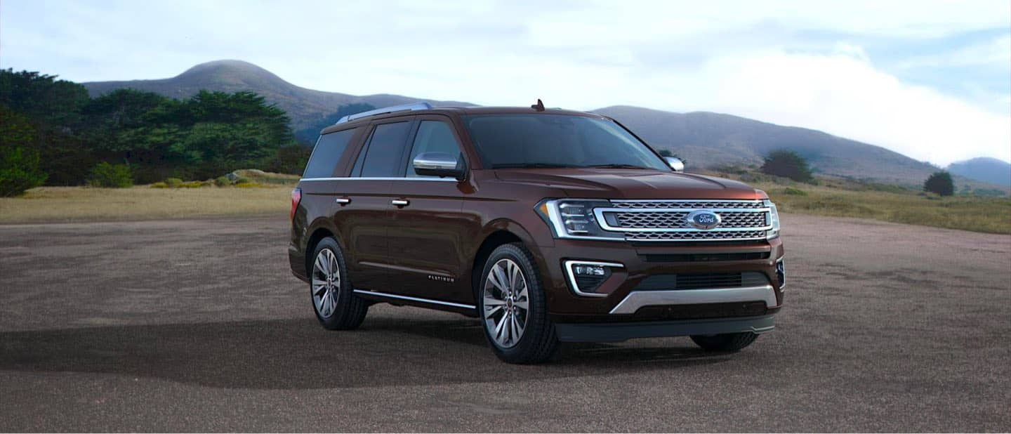 Kodiak Brown Ford Expedition