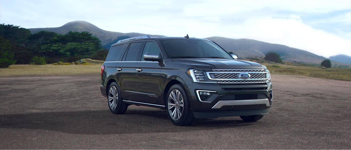Magnetic Ford Expedition