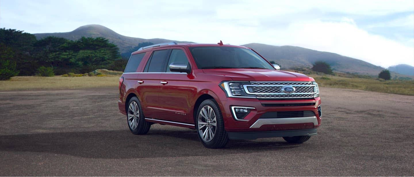 Rapid Red Ford Expedition