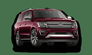 Ford Expedition Platinum Max Trim