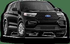 Ford Explorer Base Trim