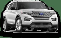Ford Explorer Limited Trim