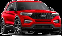 Ford Explorer ST Trim