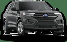 Ford Explorer XLT Trim