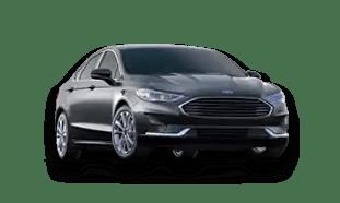 Ford Fusion Hybrid SEL Trim