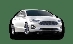 Ford Fusion Hybrid Titanium Trim