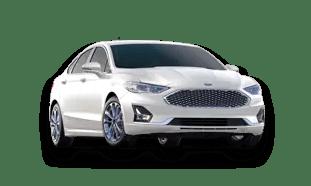 Ford Fusion Plug-In Hybrid Titanium Trim