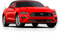 2021 Ford Mustang EcoBoost<sup>&reg</sup> Convertible