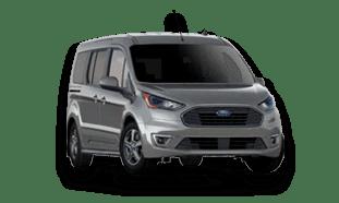 Ford Transit Connect Cargo Van Titanium