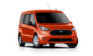 Ford Transit Connect Cargo XLT Passenger Wagon