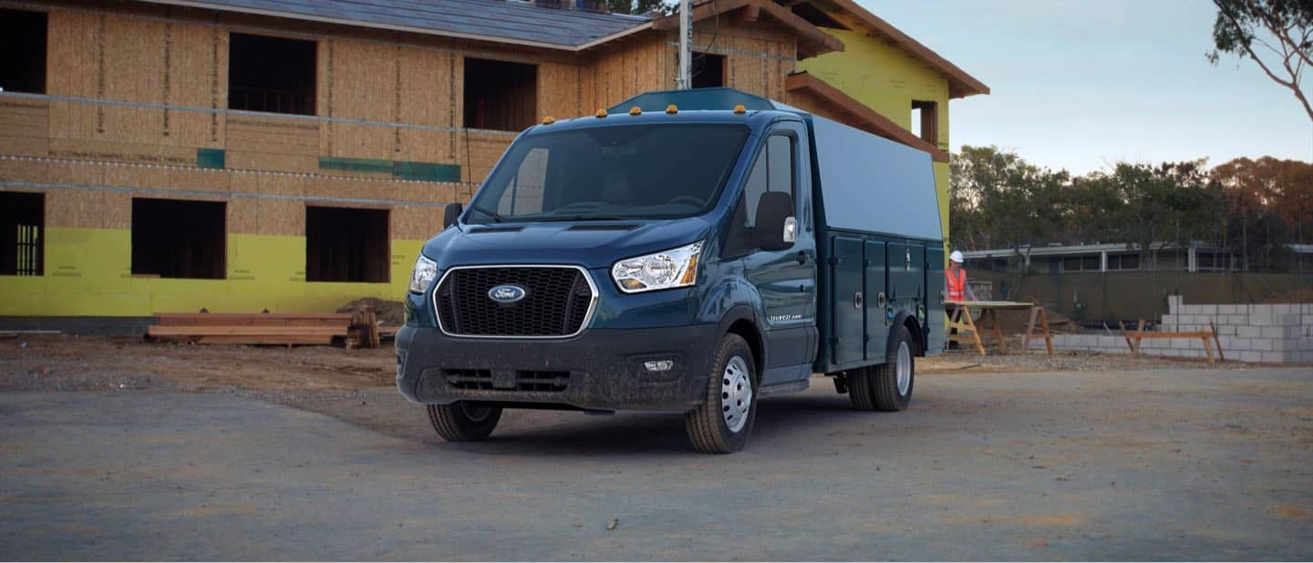 Blue Jeans Transit Cutaway and Chassis Cab
