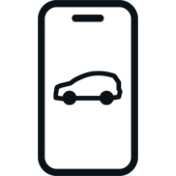 Connect and Control Fordpass app icon