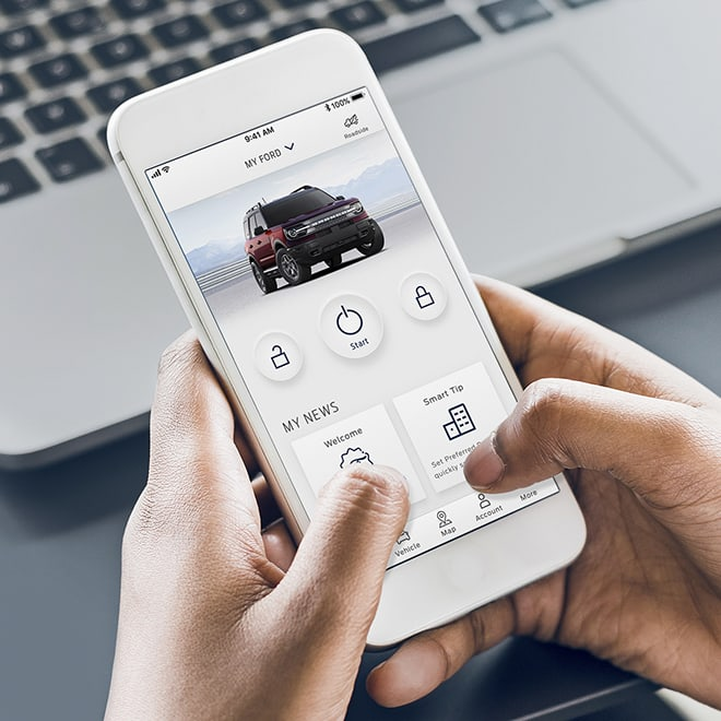 Fordpass app, complimentary maintenance scheduling