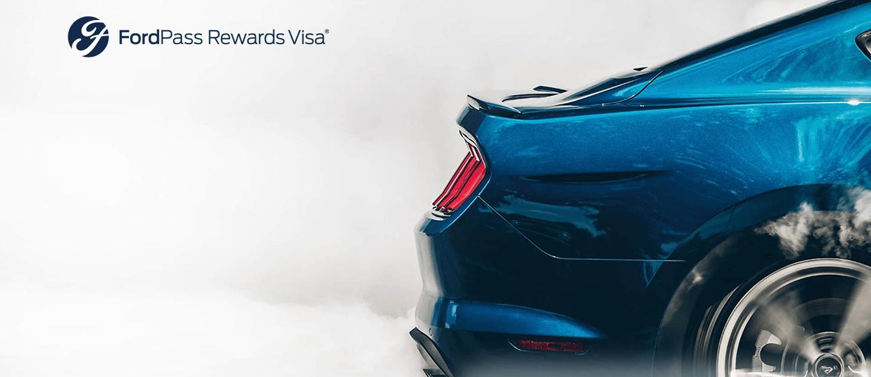 Ford Pass Rewards Header