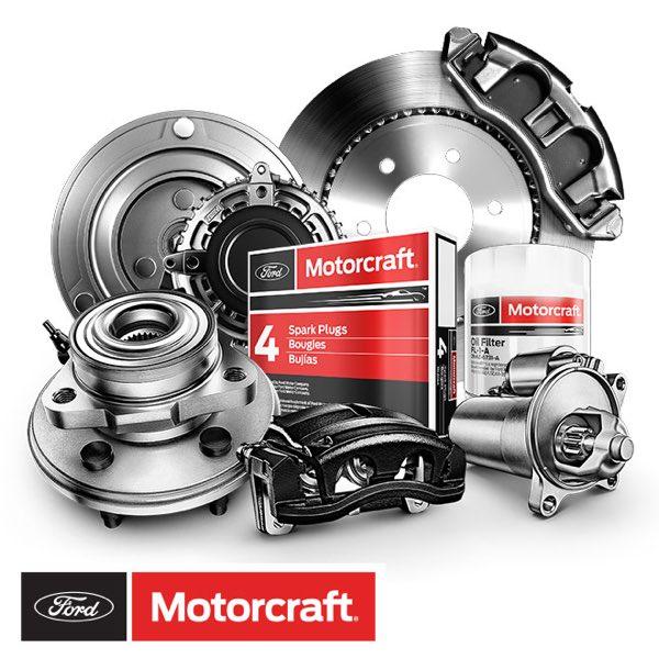 Ford Motorcraft replacement brake parts