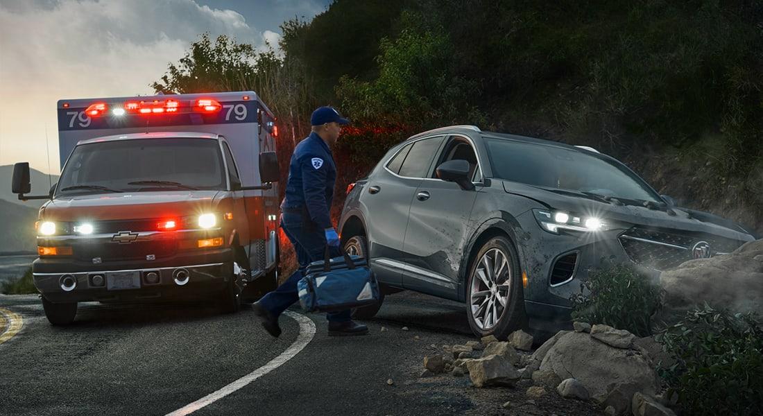 Automatic Crash Response