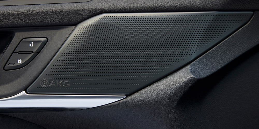 2022 Cadillac CT4-V Blackwing AKG Sound System