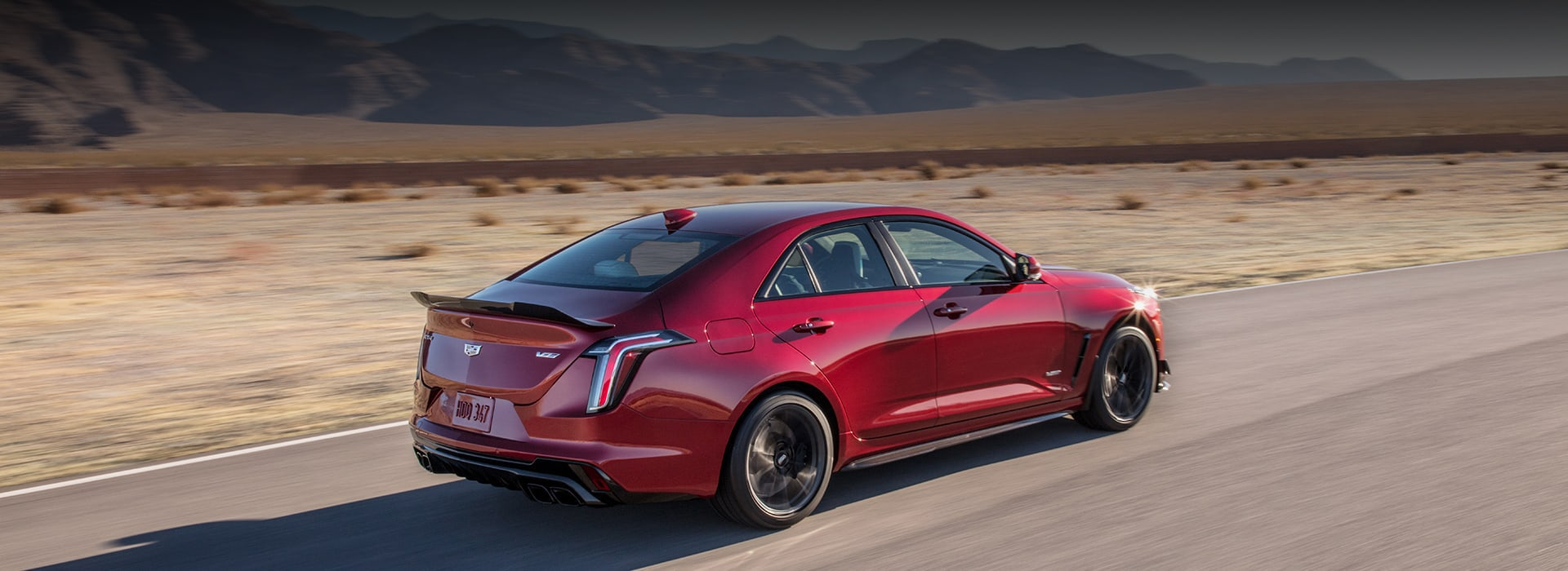 2022 Cadillac CT4-V Blackwing