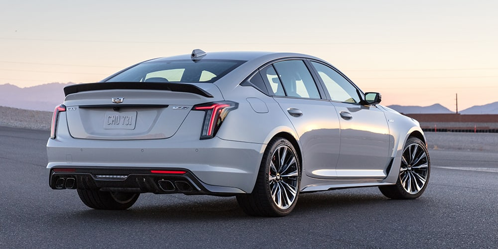 2022 Cadillac CT5-V Blackwing