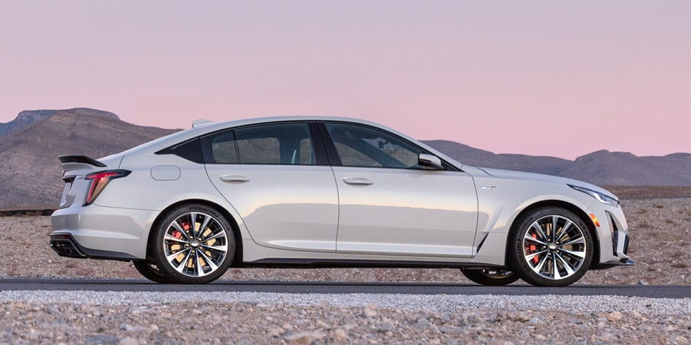 2022 cadillac ct5-v blackwing reveal | west herr cadillac