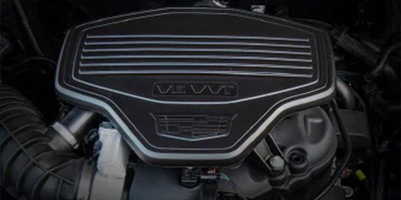 2021 Cadillac XT5 3.6L V6 VVT engine