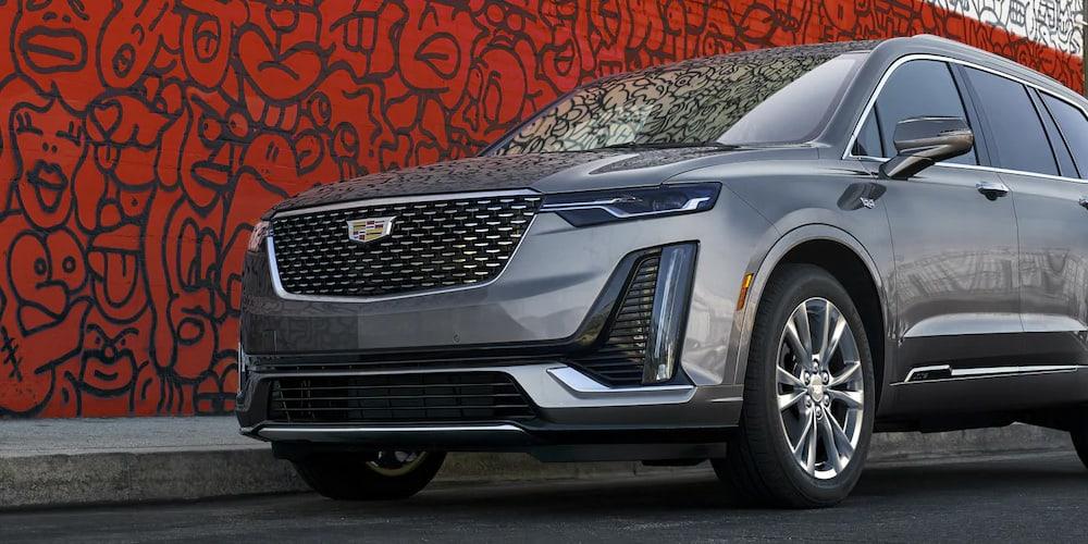 2021 Cadillac XT6 with Sport Control AWD