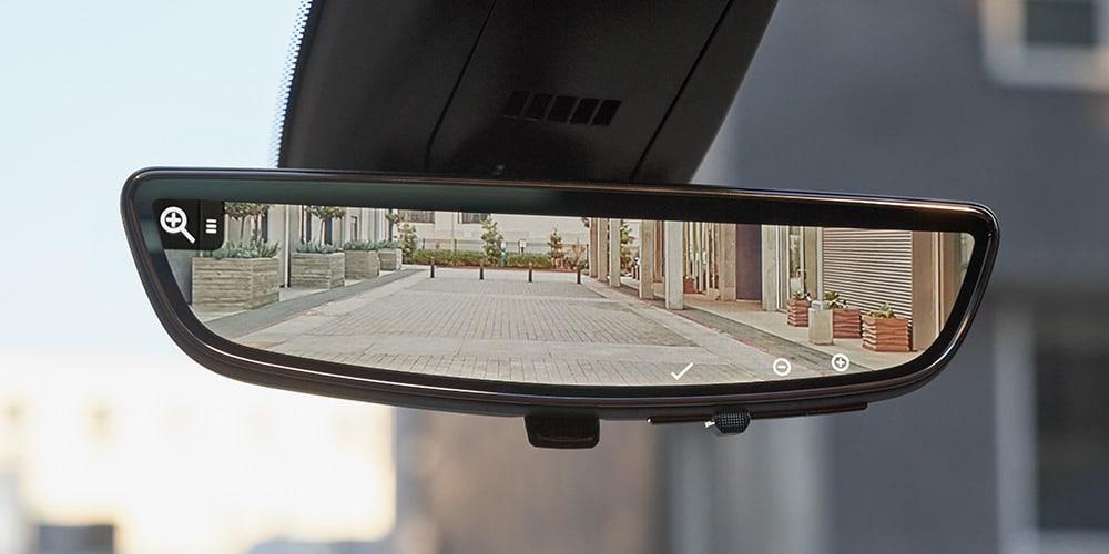 2021 Cadillac XT6 rearview mirror