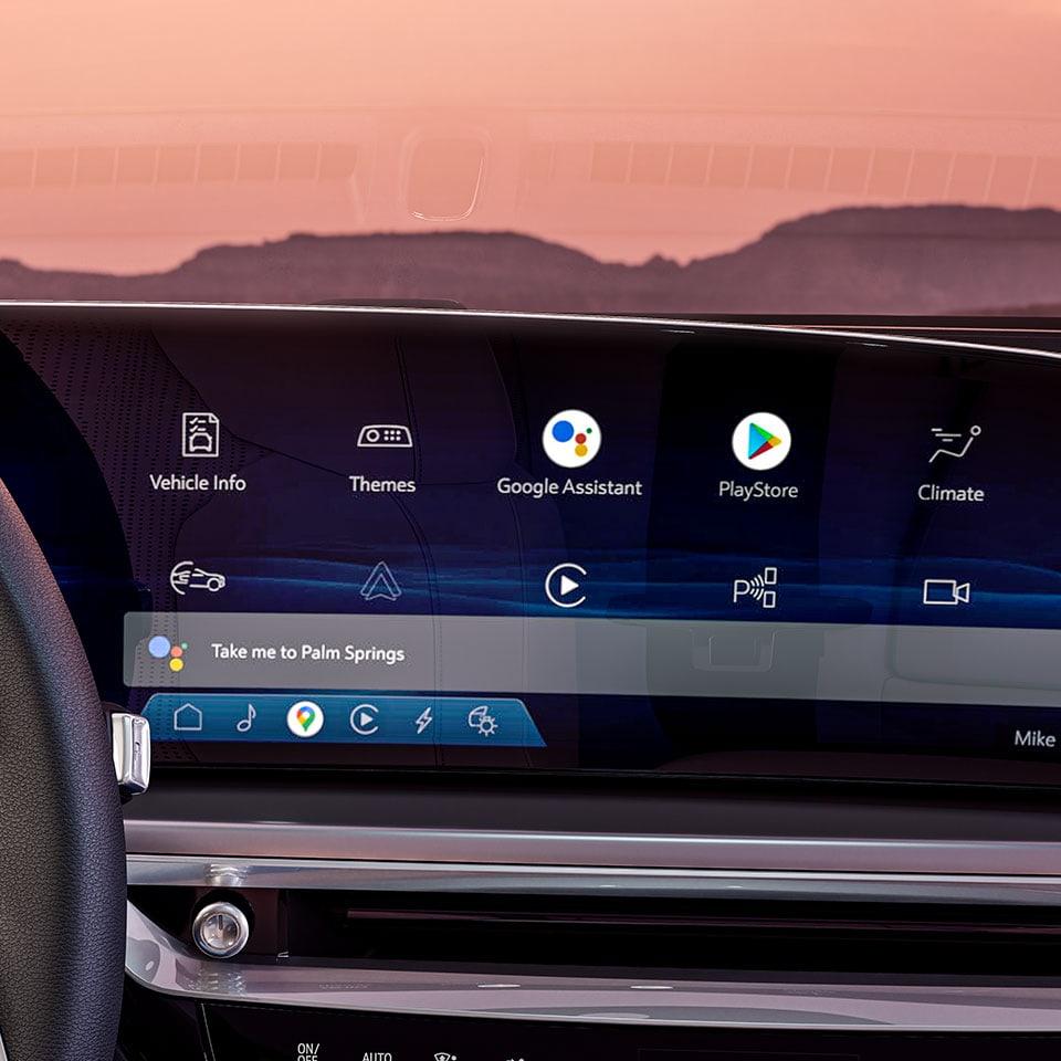 2023 Cadillac Lyriq with Google Built-In