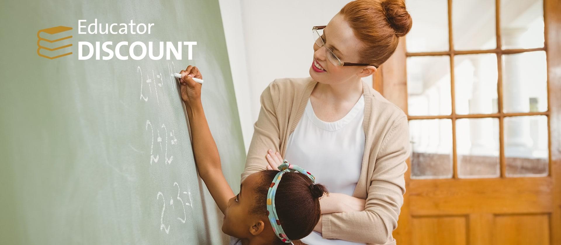 Chevy Educator Discount
