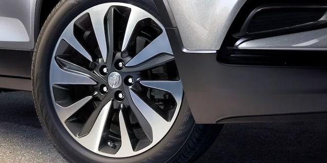 2022 Buick Encore wheels
