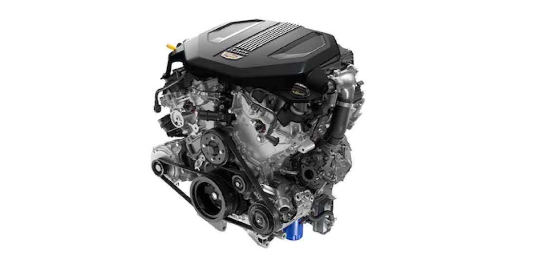 2021 Cadillac CT5 3.0L V6 Engine