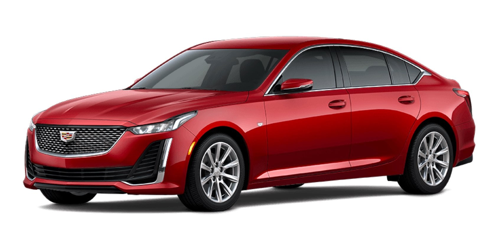 2021 Cadillac CT5 in Infrared Tintcoat