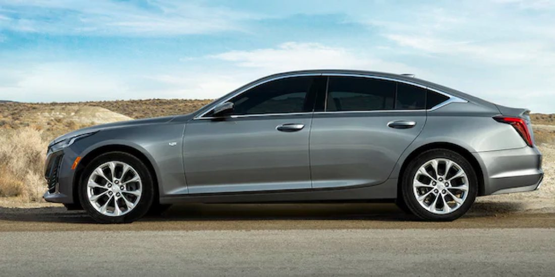 2021 Cadillac CT5 aerodynamics